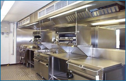 Hood Cleaning Services for Restaurants by Superior Steam Inc.